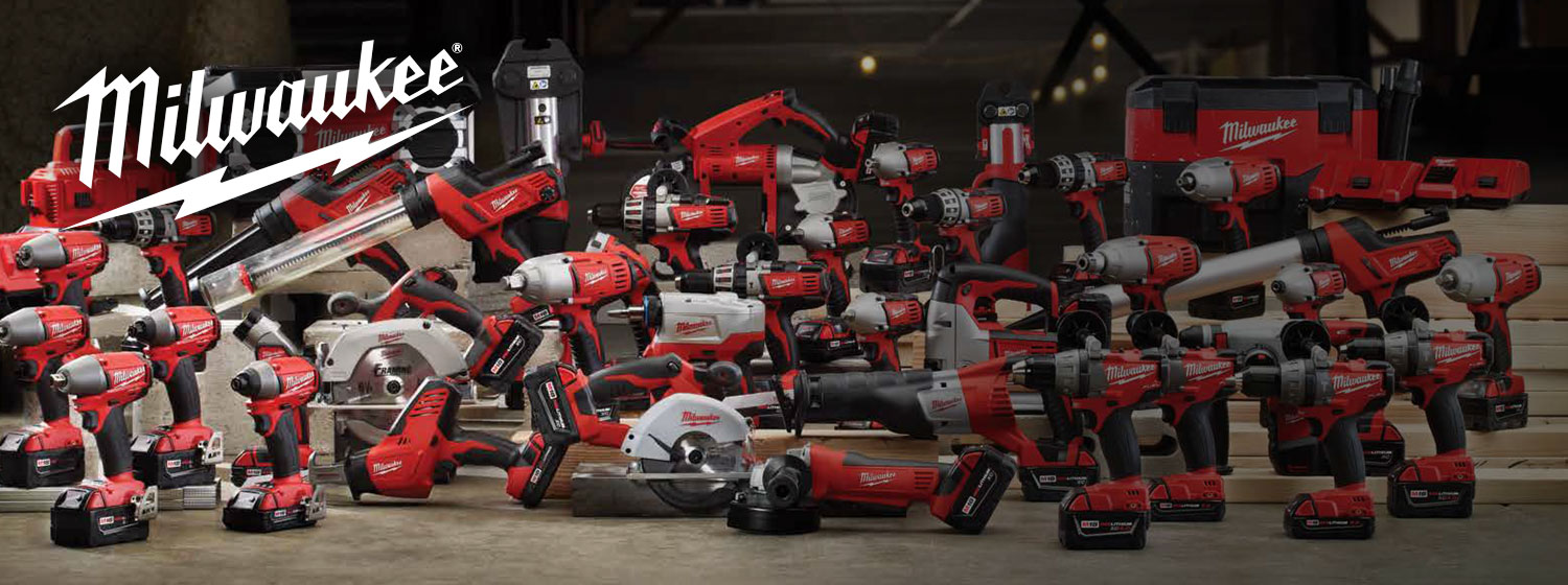 Milwaukee Tools and Accessories at Charlie's Hardware