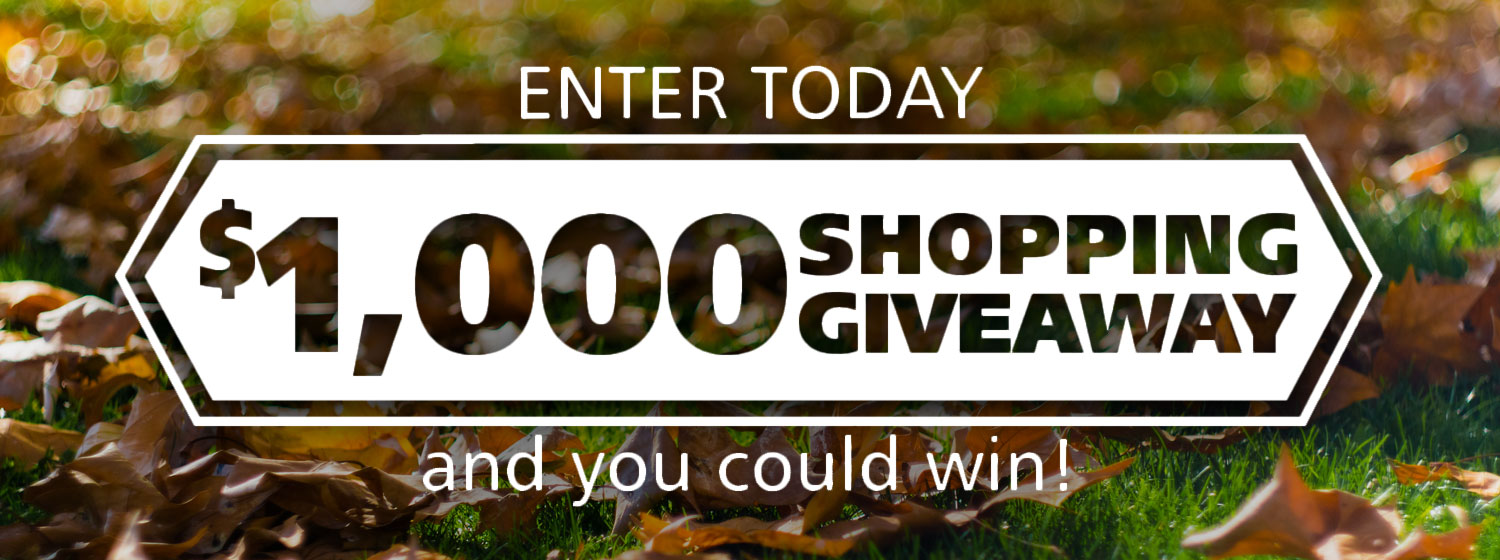 Charlie's Hardware $1,000 Shopping Giveaway