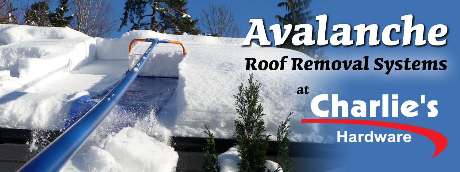 Avalanche Roof Removal Systems